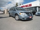 Used 2006 Dodge Caravan 4dr AUTO NO RUST SAFETY ETEST CAPTAIN SEATS PW PL for sale in Oakville, ON