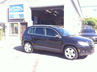 Used 2010 Volkswagen Tiguan Highline/ Navi/ leather for sale in Kitchener, ON
