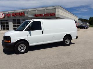 Used 2017 Chevrolet Express 2500 Cargo for sale in Owen Sound, ON