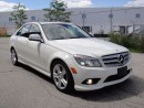 Used 2009 Mercedes-Benz C 300 4MATIC-LOADED,NO ACCIDENTS,EVERY OPTION for sale in North York, ON