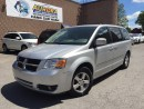 Used 2009 Dodge Grand Caravan SXT - 4.0L - FULL STOW N'GO -REAR AIR-REMOTE START for sale in Aurora, ON