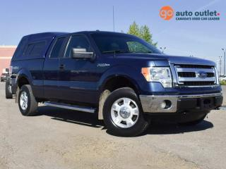 Used 2013 Ford F-150 XLT 4x4 SuperCab 6.5 ft. box 145 in. WB for sale in Edmonton, AB