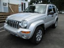 Used 2004 Jeep Liberty LIMITED for sale in Scarborough, ON
