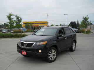 Used 2011 Kia Sorento EX,AWD,Leather,BackupCamera,WarrntyAvailab for sale in North York, ON