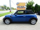 Used 2015 MINI Cooper Convertible Low Kilometers | Leather | Bluetooth for sale in North York, ON