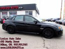 Used 2011 Subaru Impreza STI Sport-tech Navigation 6 Speed Certified for sale in Milton, ON