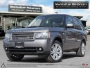 Used 2010 Land Rover Range Rover HSE LUXURY - NAV|BLINDSPOT|CAMERA|PHONE|LOADED for sale in Scarborough, ON