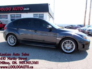 Used 2010 Subaru Impreza WRX STI for sale in Milton, ON