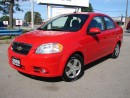 Used 2009 Chevrolet Aveo LT for sale in Mississauga, ON