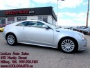 Used 2011 Cadillac CTS CTS4 AWD COUPE NAVIGATION CERTIFIED for sale in Milton, ON