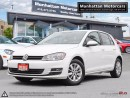 Used 2015 Volkswagen Golf 2.0 TDI |DIESEL|WARRANTY|6 SPEED|87000KM for sale in Scarborough, ON