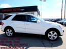 Used 2009 Mercedes-Benz ML 320 Bluetec Diesel Navigation Certified 2 YR Warranty for sale in Milton, ON