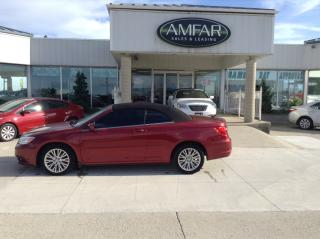 Used 2011 Chrysler 200 Convertible / NO PAYMENTS FOR 6 MONTHS !!! for sale in Tilbury, ON