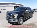 Used 2015 Ford F150 XLT SUPERCREW SWB 4WD 2.7L for sale in Calgary, AB