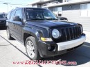 Used 2007 Jeep PATRIOT LIMITED 4D UTILITY 2WD for sale in Calgary, AB
