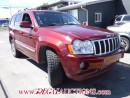 Used 2007 Jeep GRAND CHEROKEE 4WD OVERLAND for sale in Calgary, AB