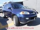 Used 2004 Acura MDX TOURING SPORT 4D UTILITY 4WD for sale in Calgary, AB