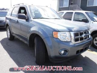 Used 2011 Ford ESCAPE XLT 4D UTIL FWD 4CYL AT for sale in Calgary, AB