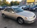Used 1998 Lexus ES 300 for sale in Pickering, ON