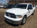 Used 2012 Dodge Ram 1500 SLT Crew Cab 4WD for sale in Stettler, AB