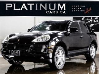 Used 2008 Porsche Cayenne NAVI, SUNROOF, TIPTRONIC, LEATHER, XENON for sale in North York, ON