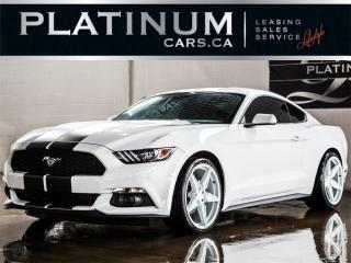 Used 2016 Ford Mustang 20in WHEELS, REMOTE for sale in North York, ON