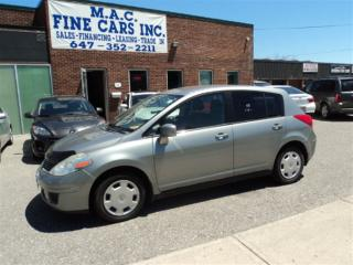 Used 2008 Nissan Versa 1.8S - CERTIFIED for sale in North York, ON
