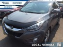 Used 2014 Hyundai Tucson Limited  Certified, Leather, Sunroof for sale in Courtenay, BC