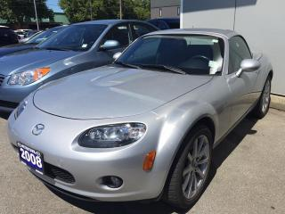 Used 2008 Mazda Miata MX-5 GT for sale in Burnaby, BC