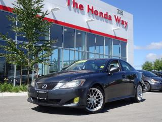 Used 2006 Lexus IS IS 350 for sale in Abbotsford, BC