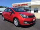 Used 2013 Kia Rio LX+ HEATED SEATS BLUETOOTH for sale in Woodstock, ON