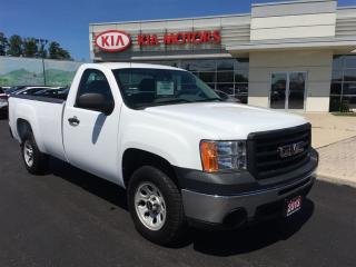 Used 2013 GMC Sierra 1500 WT A/C CRUISE CD PLAYER for sale in Woodstock, ON