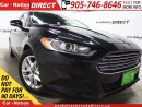 Used 2013 Ford Fusion SE  POWER SEAT  ONE PRICE INTEGRITY  for sale in Burlington, ON