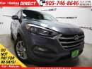 Used 2017 Hyundai Tucson Premium| AWD| BLIND SPOT DETECTION| for sale in Burlington, ON