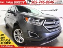 Used 2016 Ford Edge SEL| AWD| PANO ROOF| NAVI| BACK UP CAM| for sale in Burlington, ON