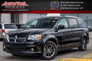 New 2017 Dodge Grand Caravan New Car SXT Premium Plus|Cruise|A/C|Stow'nGo|17
