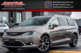 Used 2017 Chrysler Pacifica Limited|Tire&Wheel,Theater,Adv.SafetyTec Pkgs|Pano_Sunroof|Nav|20