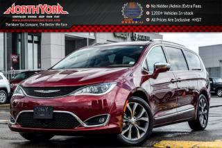 Used 2017 Chrysler Pacifica Limited|Tire&Wheel,Adv.SafetyTecPkgs|PanoSunroof|Navigation|20