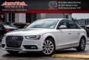 Used 2014 Audi A4 Komfort |Quattro|Sunroof|Leather|HtdFrSeats|Bluetooth|Sat.Radio|17
