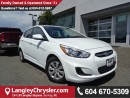 Used 2016 Hyundai Accent SE *Accident Free * One Owner * Local * for sale in Surrey, BC