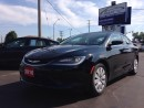 Used 2016 Chrysler 200 LX LOW kms!!!! for sale in Brantford, ON