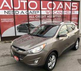 Used 2011 Hyundai Tucson GLS-ALL CREDIT ACCEPTED for sale in Scarborough, ON