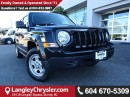 Used 2016 Jeep Patriot Sport/North *ACCIDENT FREE*ONE OWNER*LOCAL BC CAR* for sale in Surrey, BC