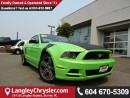 Used 2014 Ford Mustang V6 Premium *ACCIDENT FREE*ONE OWNER*LOCAL BC CAR* for sale in Surrey, BC