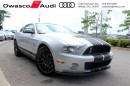 Used 2012 Ford Mustang w/ SVT-Tuned Suspension for sale in Whitby, ON