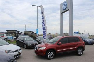 Used 2010 Volkswagen Tiguan 2.0 TSI Comfortline for sale in Whitby, ON