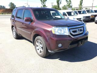 Used 2009 Honda Pilot 4WD 4dr Touring for sale in Coquitlam, BC