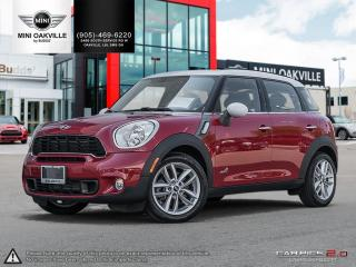 Used 2014 MINI Cooper S Countryman ALL4 *AUTOMATIC*, AWD, Heated Seats, Bluetooth, PDC for sale in Oakville, ON
