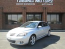 Used 2004 Mazda MAZDA3 2.3L | HATCHBACK | 5 SPEED MANUAL | for sale in Mississauga, ON