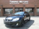 Used 2006 Lexus IS 350 LEATHER | SUNROOF | HEATED AND COOLED SEATS | for sale in Mississauga, ON